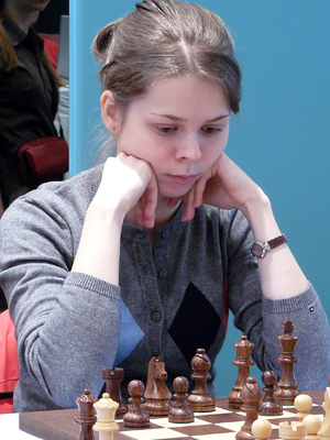 IM Tatiana Kosintseva won against IM Monika Socko but her team Spartak Vidnoe did not manage to win against Cercle d'Echecs Monte Carlo.